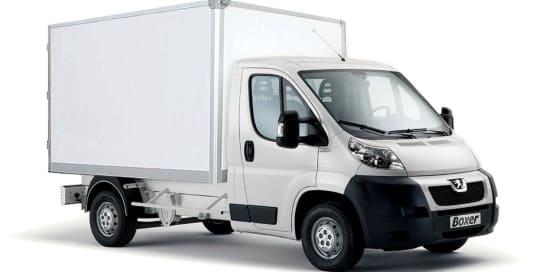 Нормы расхода топлива - фургоны