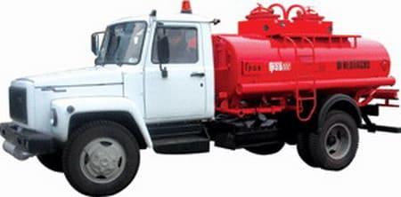 Автомобили - цистерны - нормы расхода топлива