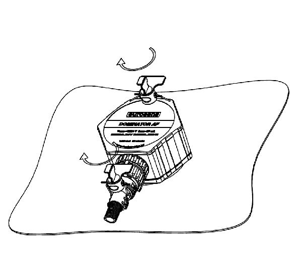 Пломбировка датчика уровня топлива