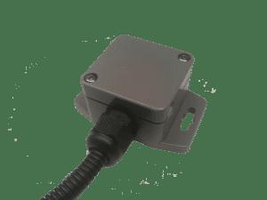 DTS temperature sensor