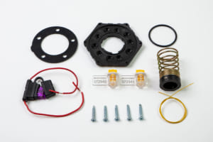 Fuel level sensor mounting kit
